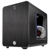 RAIJINTEK METIS PLUS Mini-ITX - black Window