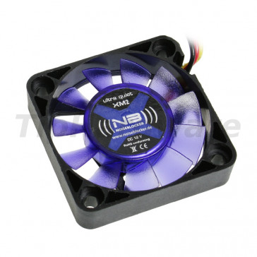 Noiseblocker BlackSilentFan XM2 40x40x10