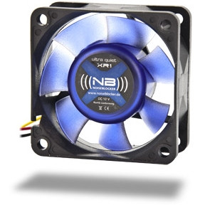 Noiseblocker BlackSilentFan XR1 60x60x25