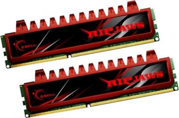 G.Skill DIMM 4GB DDR3-1600 Kit CL9 9-9-24 Ripjaws-Serie
