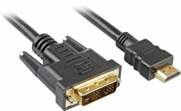 Sharkoon Kabel HDMI na DVI 2m