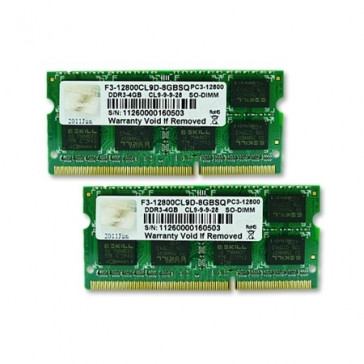 G.Skill SO-DIMM 8GB DDR3-1600 Kit