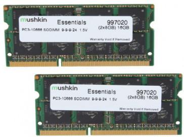 Mushkin SO-DIMM 16GB DDR3-1333 Kit Essentials-Serie