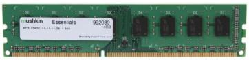 Mushkin DIMM 4GB DDR3-1600