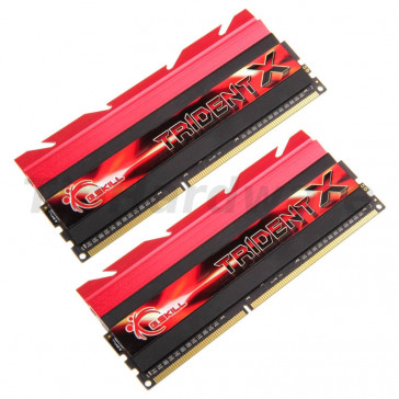 G.Skill DIMM 8GB DDR3-2400 Kit TridentX