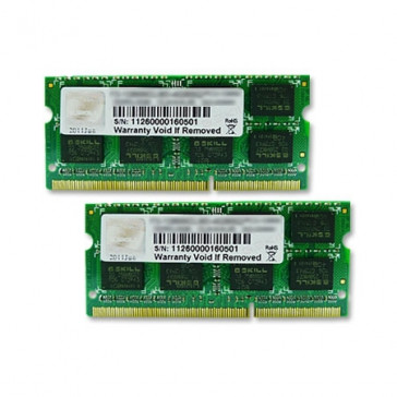 G.Skill SO-DIMM 8GB DDR3-1600 Kit CL11