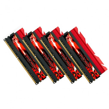 G.Skill DIMM 32GB DDR3-2400 Quad-Kit