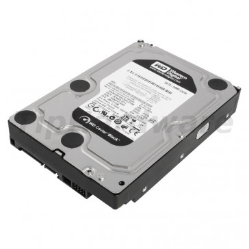 Western Digital 500GB WD5000AZEX Black