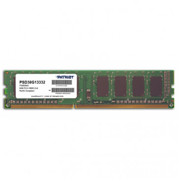 Patriot DIMM 8GB DDR3-1333