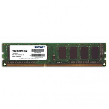 Patriot DIMM 8GB DDR3-1600