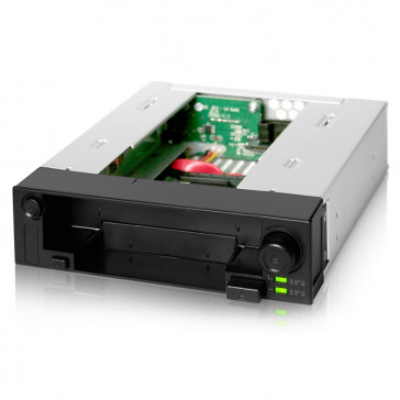 "IcyDock MB971SP-B ""DuoSwap"" 2,5"" / 3,5"" SATA"