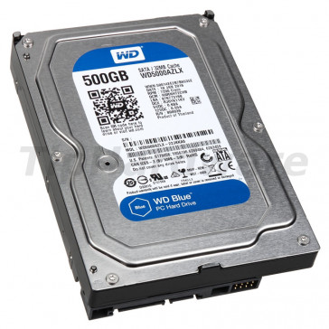 Western Digital WD 500GB WD5000AZLX Blue SA3