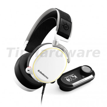 SteelSeries Arctis Pro + GameDAC, Headset white [61454]