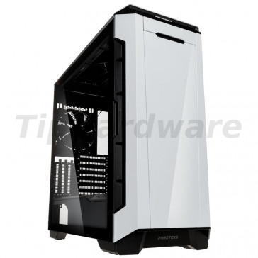 Phanteks Eclipse P600S Glass Silent Midi Tower Case - White [PH-EC600PSTG_WT01]