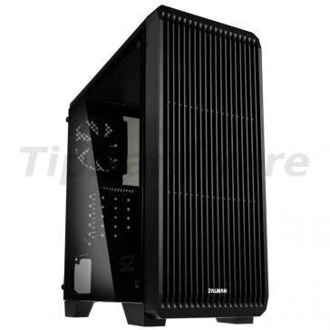 Zalman S2 Midi Tower Case - Black Window [S2]
