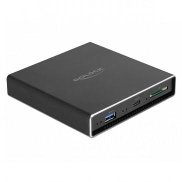 DeLOCK Externes Gehäuse für 2.5″ SATA HDD / SSD [42618]
