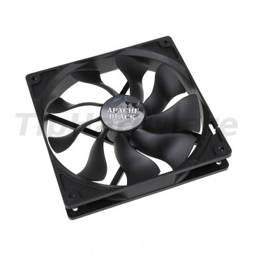 Akasa Apache 140mm PWM-Fan - black