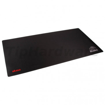 Akasa Mouse Pad XXL, 890 x 450 x 3mm - black