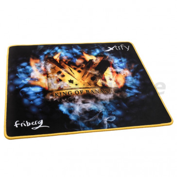 Xtrfy XTP1-L4-FB-1 Mousepad, Friberg Edition, King of Banana