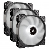 Corsair AF Series, AF120 LED (2018), White, 120mm, TriplePack, 3er Pack [CO-9050082-WW]