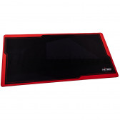 Nitro Concepts Deskmat DM12, 1200 x 600 mm, black/red [NC-GP-MP-004]