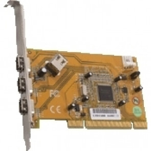 Dawicontrol DC1394 PCI Retail Blister