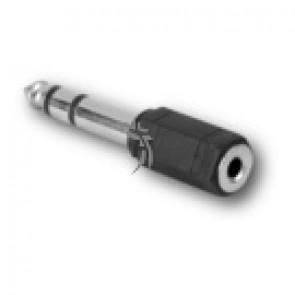 Adaptér 3,5mm - 6,3mm