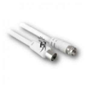 Kabel F konektor > Koax. 2,5m