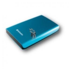 Verbatim USB 3.0 Portable Store 'n' Go HDD 500GB modrá
