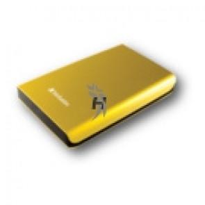 Verbatim USB 3.0 Portable Store 'n' Go HDD 500GB žlutá