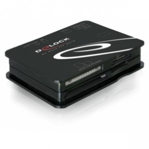 DeLOCK USB 2.0 Card Reader All in 1