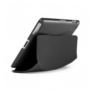 Speck iPad3 MagFolio Lounge Vegan Leather (Black)