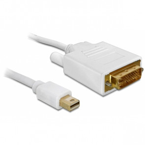 Mini-DisplayPort na DVI Kabel 2m