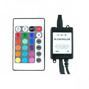 Phobya LED-Flexlight RGB-Controller a Remote