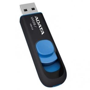 A-DATA Dash Drive UV128 32GB černomodrý