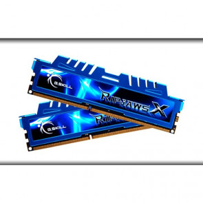 G.Skill DIMM 16GB DDR3-2400 Kit (F3-2400C11D-16GXM)