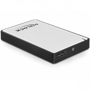 DeLOCK 1.8 Externes micro SATA HDD/SSD > USB 3.0