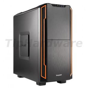 be quiet! SILENT BASE 600 černá/oranžová