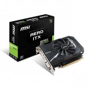 MSI GeForce GTX 1050 Ti AERO ITX 4G OC [V809-2454R]