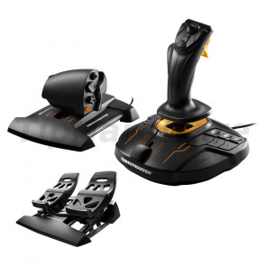 Thrustmaster T16000M FCS Flight Pack Hotas [3945076]