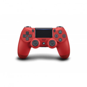 Sony Playstation PS4 Controller Dual Shock wireless red V2 [9814153]