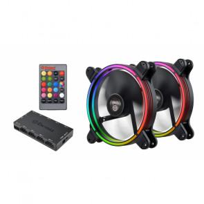 Enermax T.B. RGB 2 Fan Pack 140x140x25 black [UCTBRGB14-BP2]