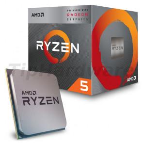 AMD Ryzen 5 3400G [YD3400C5FHBOX]