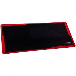 Nitro Concepts Deskmat DM9, 900 x 400 mm, black/red [NC-GP-MP-002]
