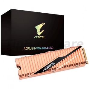 GIGABYTE AORUS NVMe Gen4 1 TB [GP-ASM2NE6100TTTD]