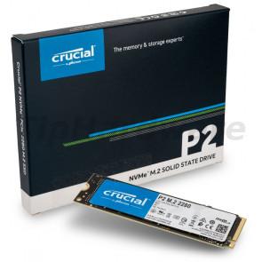 Crucial P2 500 GB [CT500P2SSD8]