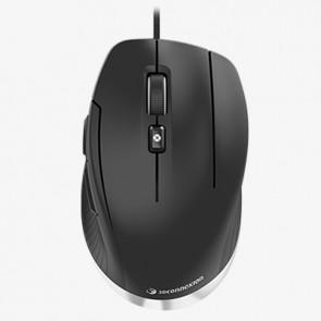 3DConnexion CadMouse Compact black/silver [3DX-700081]