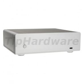 Streacom ST-FC9S Alpha Fanless HTPC Aluminium - silver