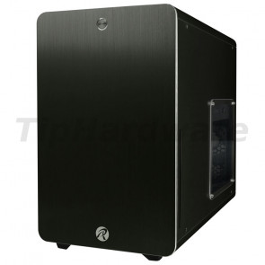 RAIJINTEK STYX Micro-ATX - black Window