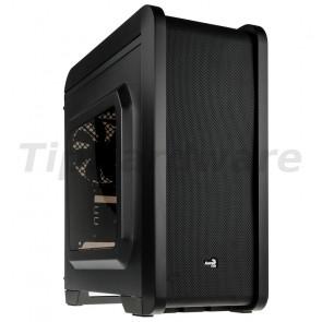 Aerocool Qs-240 Micro-ATX - black Window